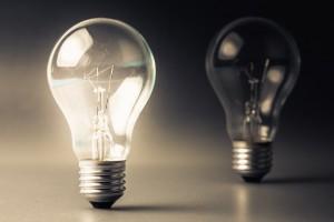 Comparative light bulb